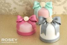 ♥..mini cakes..♥