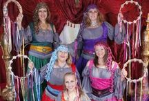 50 Something Shades of Grey  / Belly Dance Social Group