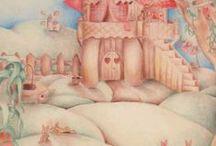 Illustrations // children / Ilustracion / by Diana Arias