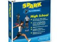 """Physical Education Lesson Plans / The original SPARK PE study was launched by the National Institutes of Health to create, implement, and evaluate new and innovative approaches to physical education content and instruction, then test them in """"real world"""" settings. SPARK PE was designed to be more inclusive, active, and fun than traditional PE classes."""