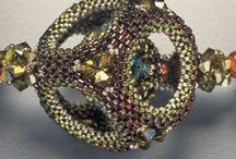 Dimensional Beadwork / by Jennifer