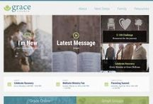 Responsive Church Websites