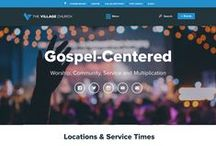 Our Work / A collection of churches MonkDev has partnered with to build custom websites that get ministry results.