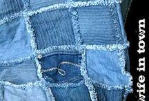 reciclare jeans