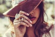 ❈ BOHO BABE ❈ / Boho babes & gypsy ladies.