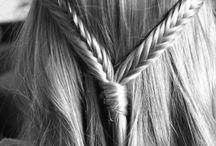 HAIR / Curls, braids & precision.
