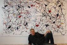 Finnermann / Art like Pollock by FINNERMANN