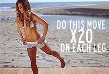 A Healthy Attitude / Get fit, tone up, lose weight or bulk up: whatever your goal, do it healthily :)