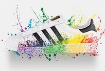 Three Stripes and You're IN! / All about adidas