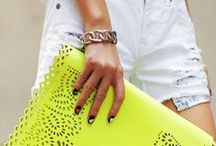Neon is the new black!