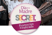 Promoción 1.000 Carteras (FINALIZADA) / Participa por una de las MIL carteras que SECRET tiene para tu mamá aquí: http://www.1000carteras.cl/
