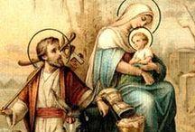 Saint Joseph, the admirable  / by Yvette Bergeron