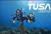 The TUSA Life / TUSA Gear IN ACTION.