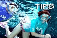 DIVING TIPS & FUN FACTS / SCUBA Tips and Tricks.