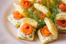 French Cooking: les Apéros - Hors D'Oeuvres - Amuses Bouches / Whatever you call them, they're all delicious! / by La Petite Suzi Hearts France