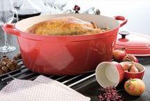 Le Creuset - Kookatelier / Ontdek de mooie kook- en bakproducten van le Creuset!