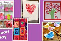 Heart Day, Valentines
