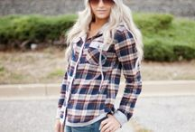 My Style / I love the simplicity of basics. Then use your accessories to make it a knock out!