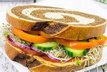 Sandwiches~Wraps~Paninis