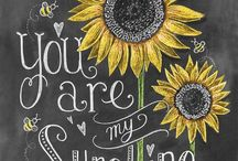 You are my sunshine... / Someone very special...