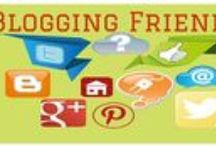 Blogging Friends Group / Our Weekly Posts/Tips for Blogging