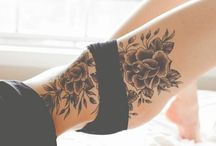 Tattoos / by Toni Stonem