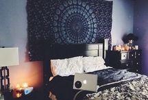 Bedrooms / by Toni Stonem