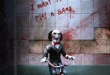Horror / by Toni Stonem