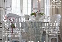 Articles & Magazines / Published articles and interviews with Jette Frölich about her designs, garden and life.