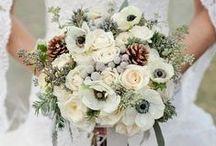 Winter Weddings / by Bettie Rose Flowers