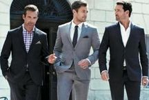 Professional Attire - Men / That is one sharp looking dude!