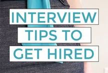 Land that Job! / Interviewing and job searching tips