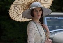 Downton's glamour / 20ths
