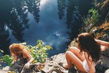 ★ Into the WILD ★ / Nature, travels, adventure life.