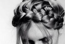 ❥ Pretty Braided Hairstyle