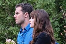 Fifty Shades Darker & Freed Filming