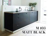 Black & Matt