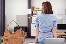 Working Girl / Conoce todos nuestros diseños para asistir al trabajo en www.carterasecret.cl