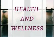 Health & Wellness / Everything related to all types of health.