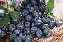 Mirtilos Blueberries Wallpaper