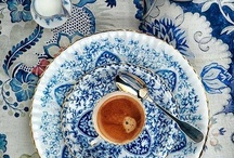 """tea /  """"While her lips talked culture, her heart was planning to invite him to tea""""     ― E.M. Forster, Howards End"""