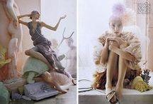 Tim Walker / the fashion photographer
