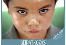 Beiratkozás / 2014. január 16., 19.00  Mit mutatnak a statisztikák? Mi alapján döntenek a szülők? Mi a pedagógusok szerepe és felelőssége? Beiratkozási kampányok és azok hatásfoka. Az est vendégei voltak:  GYURGYÍK LÁSZLÓ szociológus,  FIBI SÁNDOR pedagógus, STRÉDL TERÉZIA pszichológus Az est házigazdája:  KOVÁCS BALÁZS, a Diákhálózat alelnöke Zongorán közreműködött LOVÁSZ BÁLINT