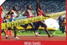 Mégis bunda ... / Somorjai Kaszinó - 2014 március 13. Az élsport árnyékos oldala: elcsalt eredmények, hamis aranyérmek. A dopping és a bunda hatása a mai élsportra. Büszkék lehetünk sportolóink sikereire? A sportfogadás elhatalmasodása kriminalisztikai probléma. Mikor találkoznak vele somorjai sportolóink, a mi gyerekeink?  Vendégeink voltak: DR. PUCSOK JÓZSEF doppingszakember GAZDAG JÓZSEF újságíró Házigazda: NYÁRFÁS KÁROLY a Somorjai Kaszinó szervezője. Zongorán közreműködött BOHUS ZOLTÁN ZUMI.