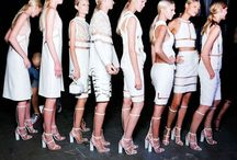 Runway / by more issues than vogue