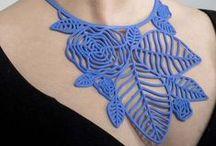 Geometrics / geometric shapes for JD rubber necklace.