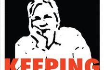I support WikiLeaks* / Diseños en apoyo a la causa de WikiLeaks. Designs in support of WikiLeaks.