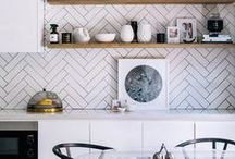 Dream Kitchen Designs / Simple design snippets on Kitchen Design that is functional and stylish.