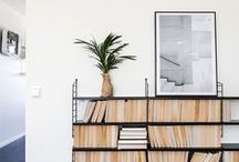 Bookcases that Charm & Inspire / Well styled, Functional and beautiful Shelves.