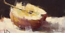 Ollie Le Brocq - Still Life / Original Still Life oil paintings by Ollie Le Brocq - www.ollielebrocq.com